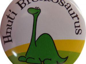 Placka Hnutí Brontosaurus 1
